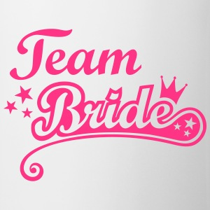 Team Bride Stag and Hen Nights out Party Crew  Tops - Mug