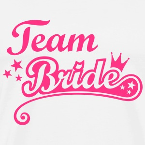 Team Bride Stag and Hen Nights out Party Crew  Tops - Men's Premium T-Shirt