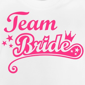Team Bride Stag and Hen Nights out Party Crew  Shirts - Baby T-Shirt