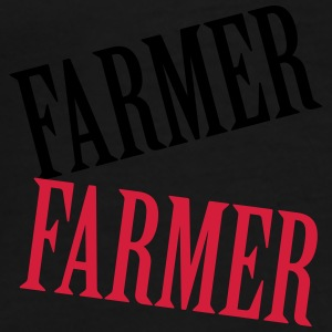 Farmer Mugs & Drinkware - Men's Premium T-Shirt