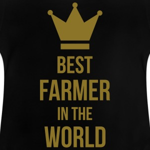 Best Farmer Shirts - Baby T-shirt