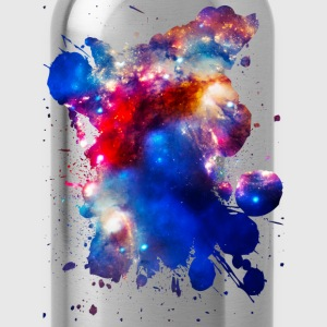 Colorful Cosmos T-Shirts - Water Bottle