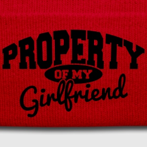 PROPERTY OF MY GIRLFRIEND Sweat-shirts - Bonnet d'hiver