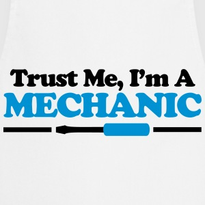 Trust Me, Mechanic T-Shirts - Cooking Apron
