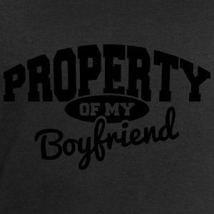 PROPERTY OF MY BOYFRIEND Débardeurs - Sweat-shirt Homme Stanley & Stella