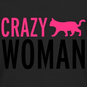 Cat Woman Hoodies & Sweatshirts - Men's Premium Longsleeve Shirt