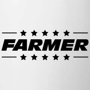 Farmer T-shirts - Mugg