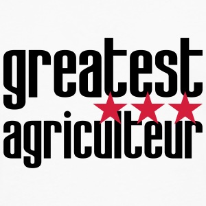 Greatest Agriculteur Tee shirts - T-shirt manches longues Premium Homme