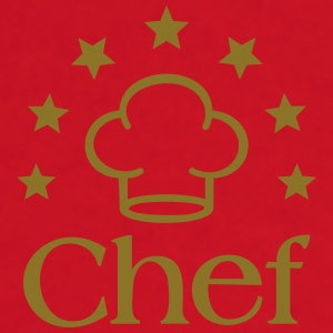 Chef Chef's Hat Cook Cooking Icon Stars  Caps & Hats - Baby Long Sleeve T-Shirt