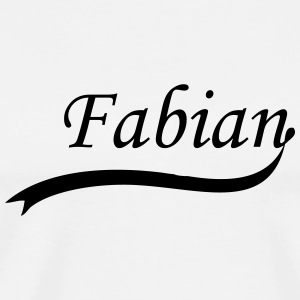 fabian Mugs & Drinkware - Men's Premium T-Shirt