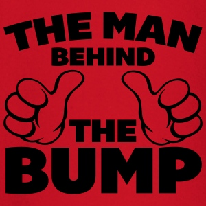 The Man Behind The Bump Sweaters - T-shirt