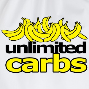 unlimited carbs boys - Turnbeutel