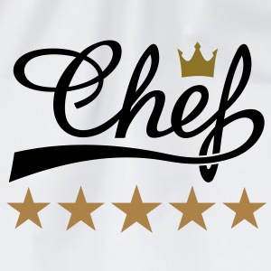 CHEF, COOK, COOKING T-Shirts gifts ideas - Drawstring Bag