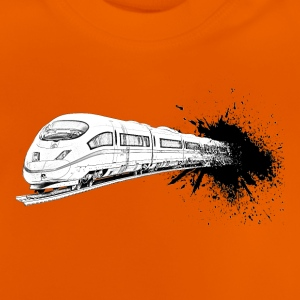 train ICE Camisetas - Camiseta bebé