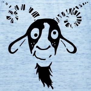 Funny Goat Shirts - Women's Tank Top by Bella