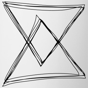 Triangles - Tasse