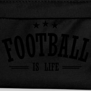football is life 3 Tops - Kids' Backpack