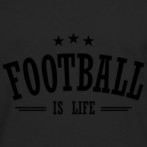 football is life 3 Tops - Men's Premium Longsleeve Shirt