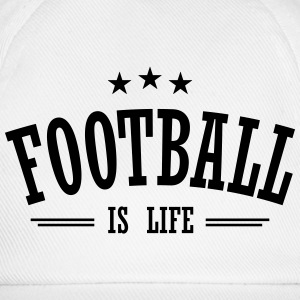 football is life 3 Long Sleeve Shirts - Baseball Cap