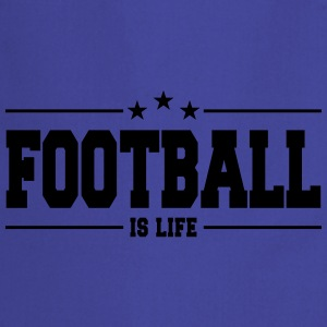 football is life 1 Magliette - Grembiule da cucina