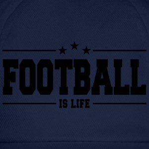 football is life 1 Magliette - Cappello con visiera