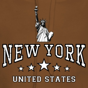 new york - united states Shirts - Women's Premium Hoodie