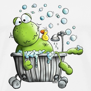 Wellness Frog Mugs & Drinkware - Men's Premium T-Shirt