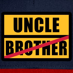 Brother - Uncle Paidat - Snapback Cap