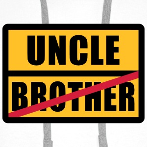 Brother - Uncle T-Shirts - Männer Premium Hoodie