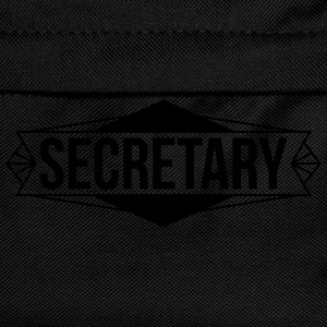 Secretary T-skjorter - Ryggsekk for barn