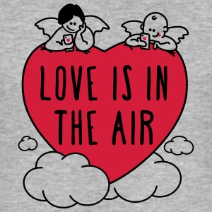 love is in the air 2c Hoodies & Sweatshirts - Men's Slim Fit T-Shirt
