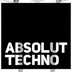 absolut Techno Club Minimal Chicago DJ Vinyl Bass T-Shirts - Männer Premium Hoodie