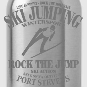 ski jumping - ski flying Tee shirts - Gourde