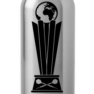 Darts World Championship Trophy T-Shirts - Water Bottle