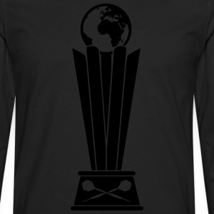 Darts World Championship Trophy T-Shirts - Men's Premium Longsleeve Shirt
