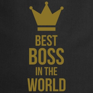 Best Boss in the World Mugs & Drinkware - Cooking Apron