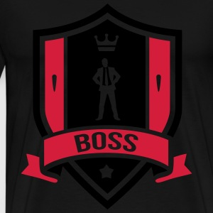 Boss Tabliers - T-shirt Premium Homme