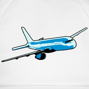 Plane flying airliner T-Shirts - Baseball Cap