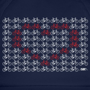 Lovely bike series T-Shirts - Baseball Cap
