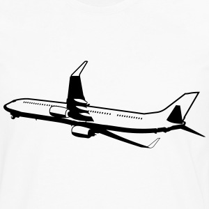 Piloter avion Tee shirts - T-shirt manches longues Premium Homme