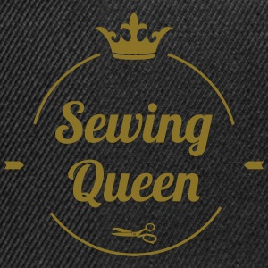Sewing Queen Forklær - Snapback-caps