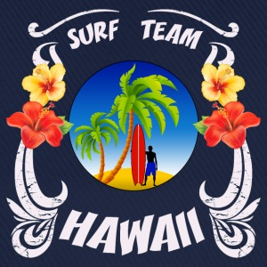 hawaii surf  team Shirts - Baseball Cap