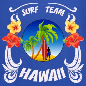 hawaii surf  team Shirts - Women's Tank Top by Bella