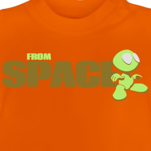 from space - Baby T-Shirt
