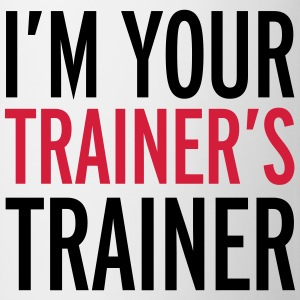 Trainer's Trainer  T-shirts - Mok
