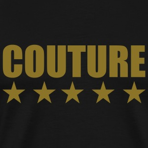 Couture Tabliers - T-shirt Premium Homme