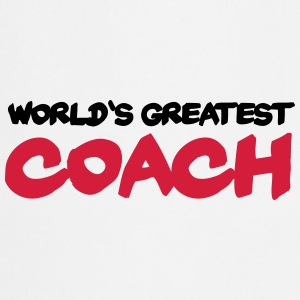 World's greatest Coach Mokken & toebehoor - Keukenschort