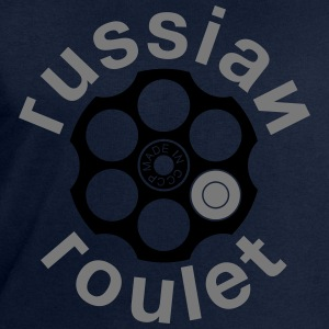 Russian Roulette T-Shirts - Men's Sweatshirt by Stanley & Stella