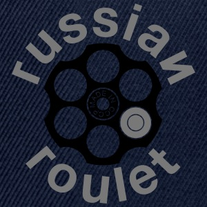 Russian Roulette T-shirts - Snapback Cap