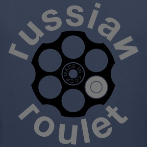 Russian Roulette T-shirts - Herre Premium tanktop